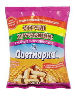 Отруби ДиетМарка Пшеничные