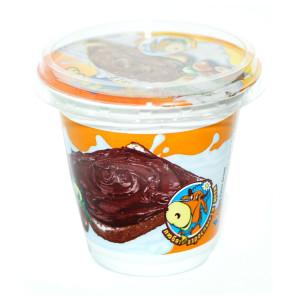 (Русский) Шоколадная паста Буренка